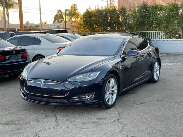 2012 Tesla Model S Signature Performance RWD