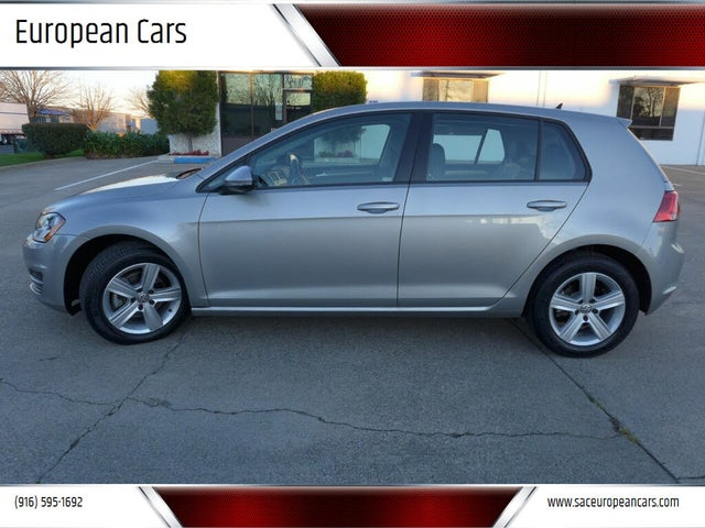 2017 Volkswagen Golf 1.8T SE 4-Door FWD