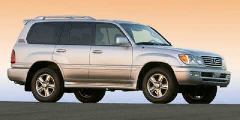 2006 Lexus LX 470 470 4WD
