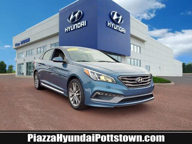 2015 Hyundai Sonata 2.0T Sport FWD