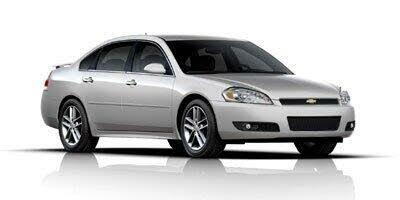 2013 Chevrolet Impala LTZ FWD