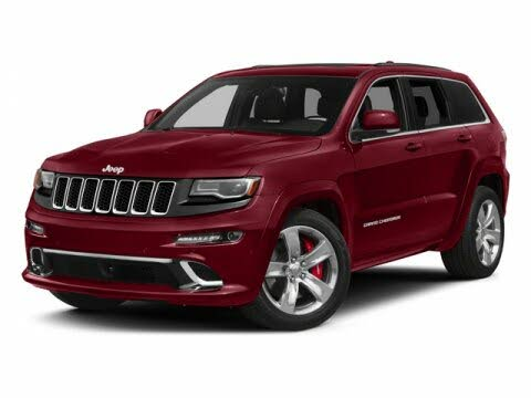 2015 Jeep Grand Cherokee SRT 4WD