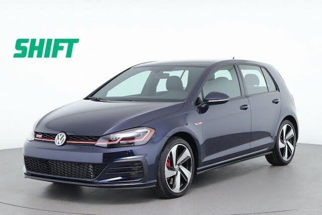 2019 Volkswagen Golf GTI 2.0T SE 4-Door FWD
