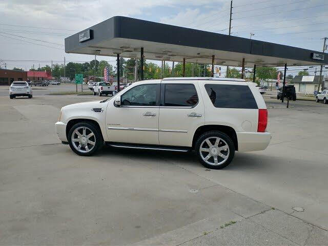 2010 Cadillac Escalade Luxury 4WD