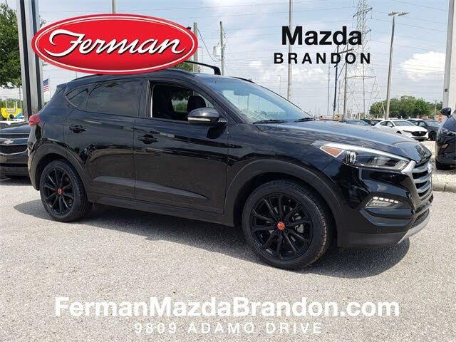 2017 Hyundai Tucson 1.6T Night FWD