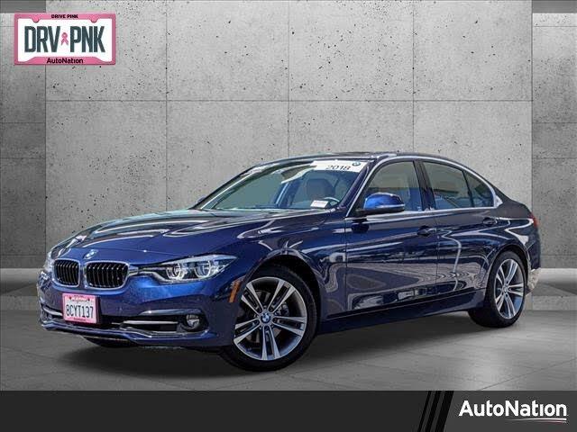 2018 BMW 3 Series 330i Sedan RWD