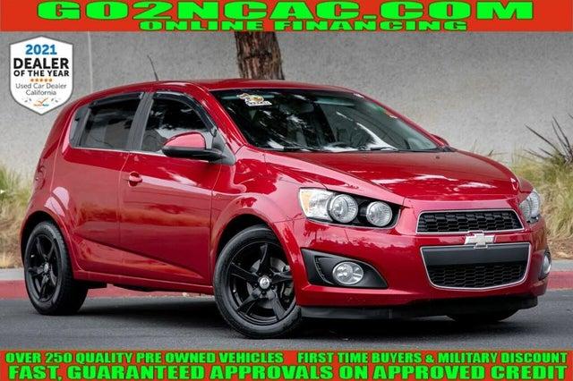 2012 Chevrolet Sonic 1LT Hatchback FWD