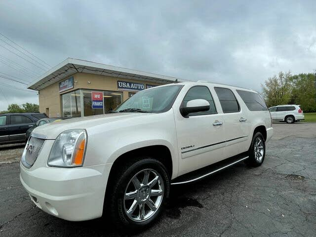2012 GMC Yukon XL Denali 4WD