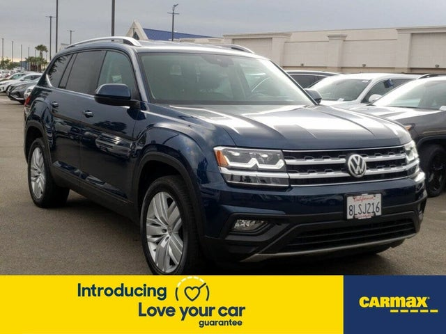 2019 Volkswagen Atlas 2.0T SE FWD with Technology