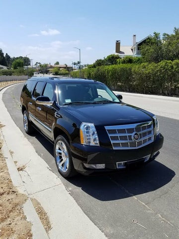 2013 Cadillac Escalade ESV Platinum RWD