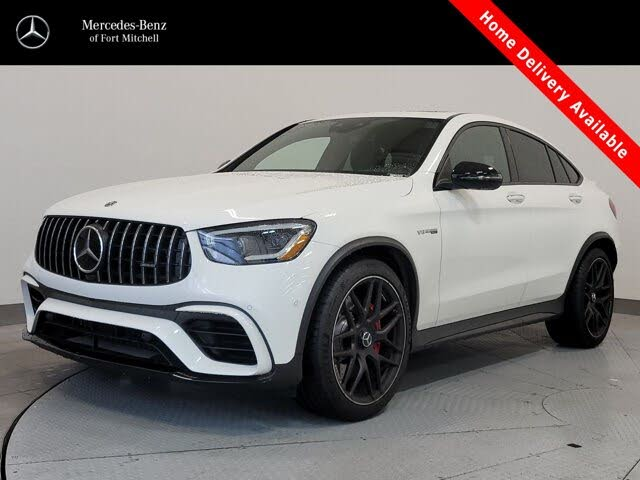 2021 Mercedes-Benz GLC-Class GLC AMG 63 S 4MATIC Coupe AWD