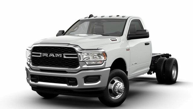 2021 RAM 3500 Chassis Tradesman Regular Cab DRW 4WD