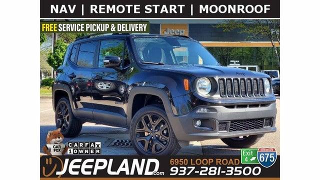 2016 Jeep Renegade Justice