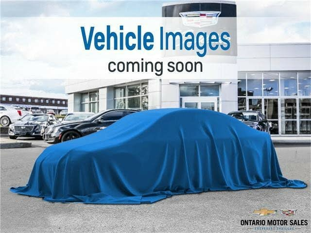 2016 Chevrolet Trax LTZ FWD
