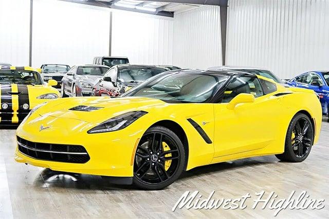 2014 Chevrolet Corvette Stingray Z51 2LT Coupe RWD