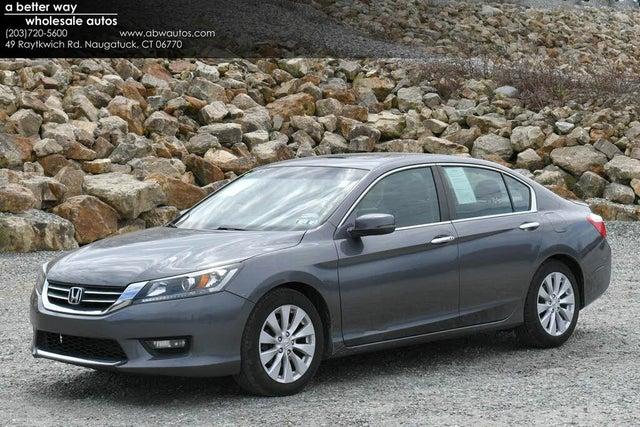 2015 Honda Accord EX
