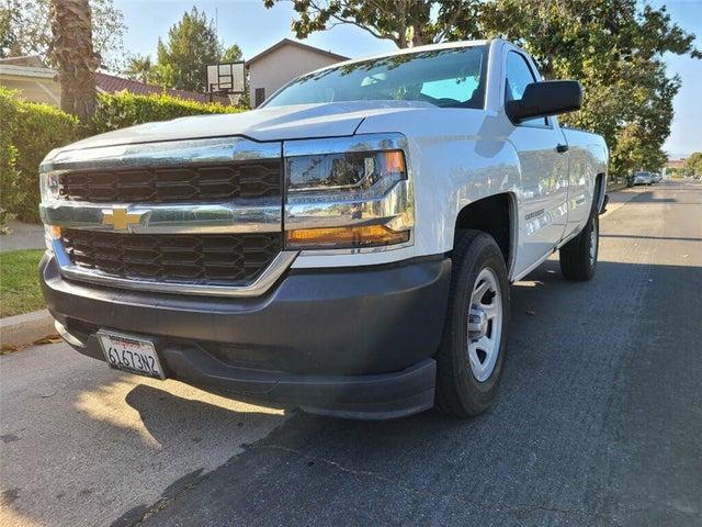 2018 Chevrolet Silverado 1500 Work Truck RWD