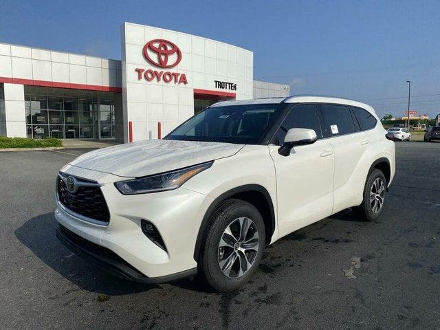 2021 Toyota Highlander XLE FWD