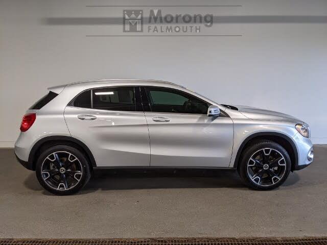 2019 Mercedes-Benz GLA-Class GLA 250 4MATIC AWD