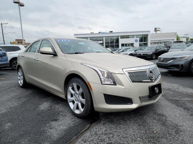 2013 Cadillac ATS 2.0T AWD