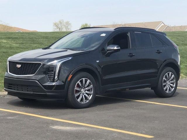 2021 Cadillac XT4 Sport AWD