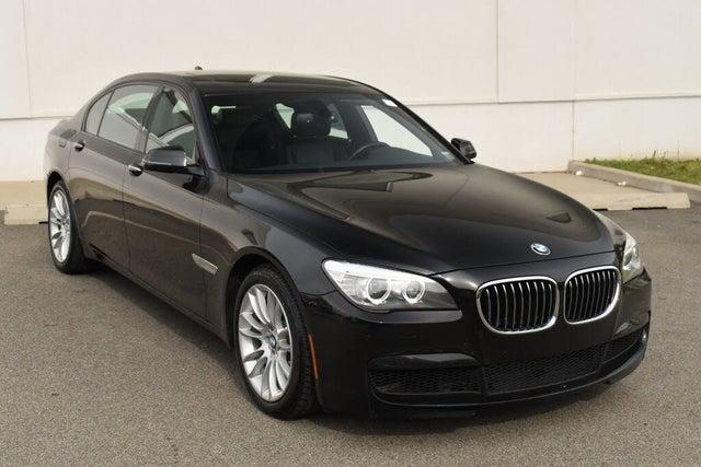 2014 BMW 7 Series 740Li xDrive AWD