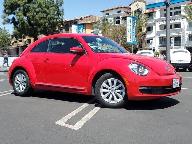 2019 Volkswagen Beetle 2.0T S Hatchback FWD
