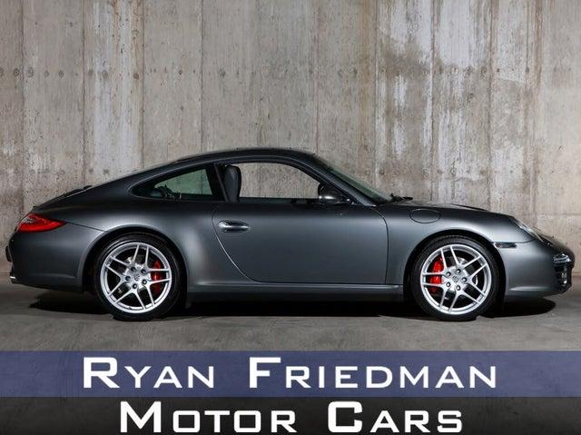 2009 Porsche 911 Carrera 4S AWD