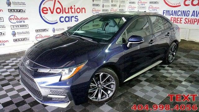 2020 Toyota Corolla SE FWD