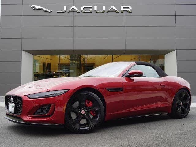 2021 Jaguar F-TYPE R-Dynamic Convertible AWD