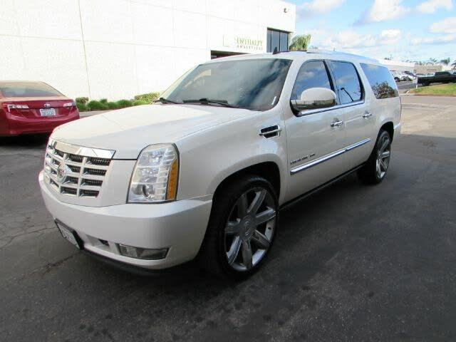 2010 Cadillac Escalade ESV Premium 4WD