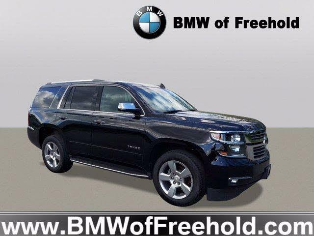 2018 Chevrolet Tahoe Premier 4WD
