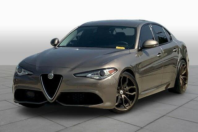 2019 Alfa Romeo Giulia Ti Sport RWD
