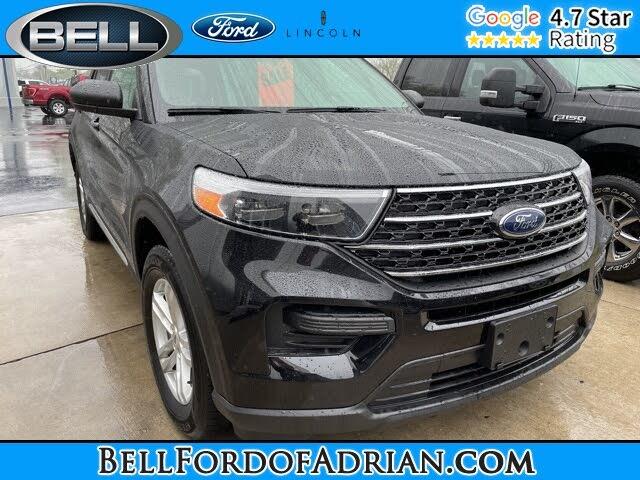 2020 Ford Explorer XLT AWD