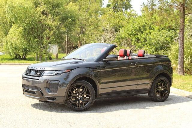 2017 Land Rover Range Rover Evoque HSE Dynamic Convertible
