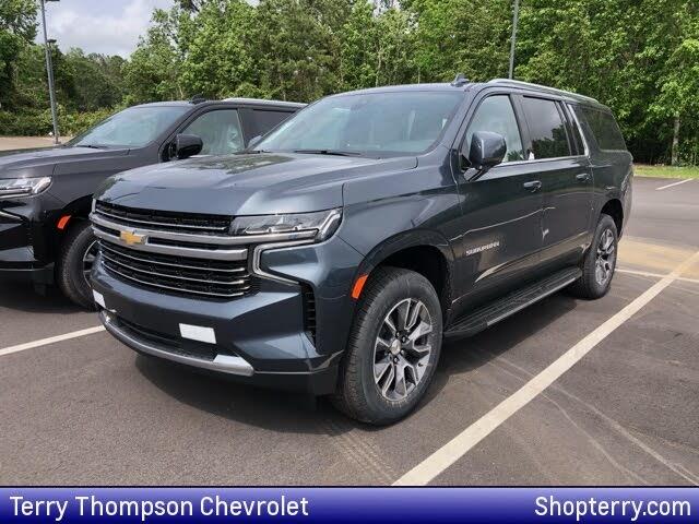 2021 Chevrolet Suburban LT RWD