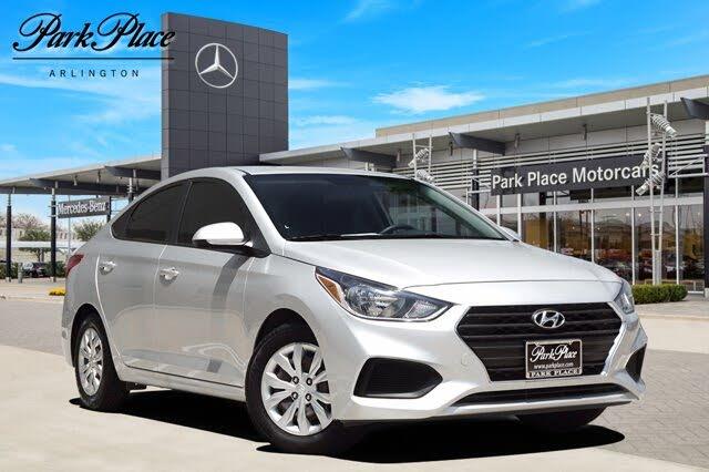 2018 Hyundai Accent SE Sedan FWD