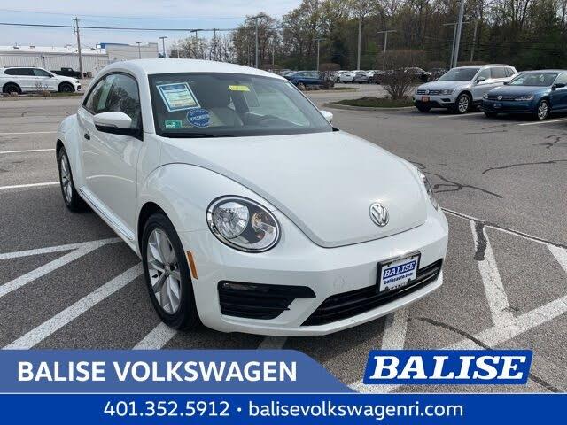 2017 Volkswagen Beetle Classic