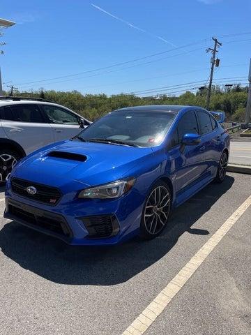 2020 Subaru WRX STI AWD