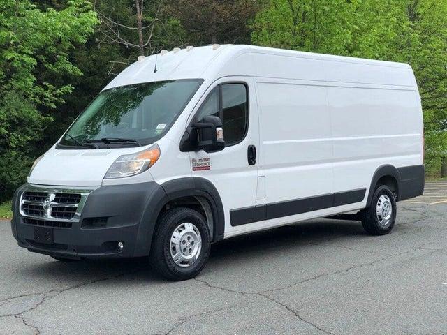 2017 RAM ProMaster 3500 159 High Roof Extended Cargo Van