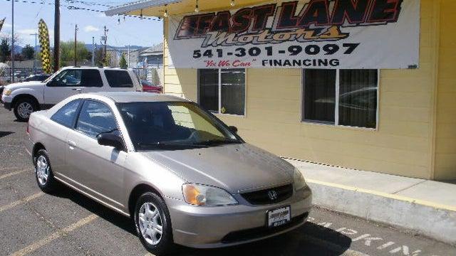 2002 Honda Civic Coupe LX
