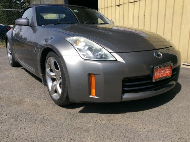 2009 Nissan 350Z Roadster Enthusiast