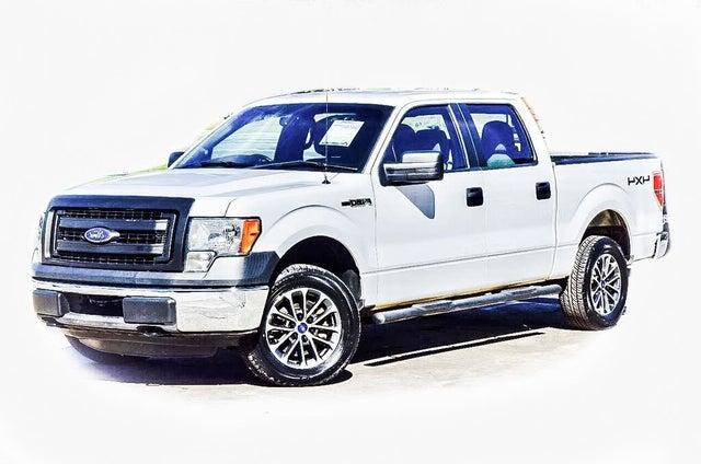 2014 Ford F-150 XL SuperCrew 4WD