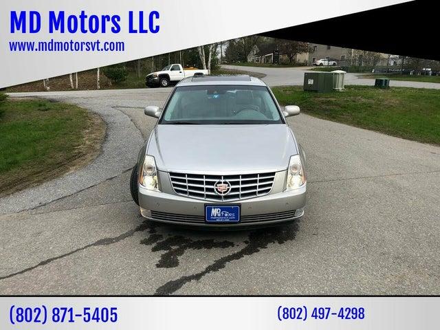 2008 Cadillac DTS Luxury III FWD