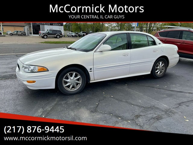 2004 Buick LeSabre Limited Sedan FWD