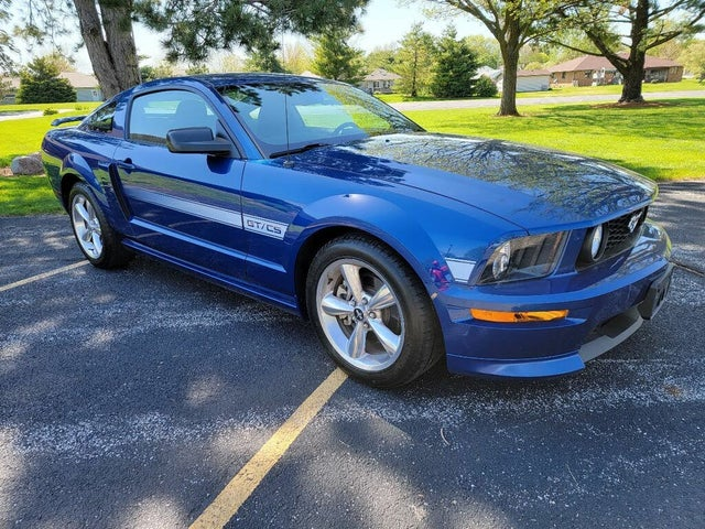 2009 Ford Mustang GT Premium Coupe RWD
