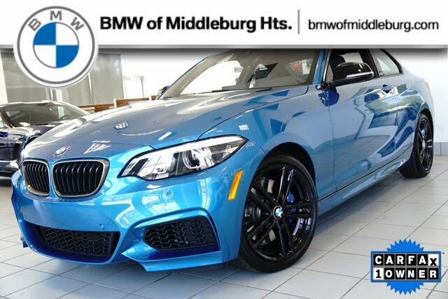 2021 BMW 2 Series M240i xDrive Coupe AWD