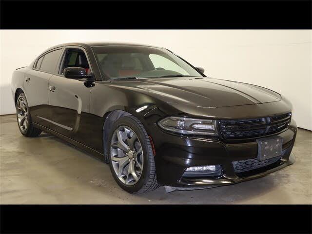 2015 Dodge Charger SXT RWD