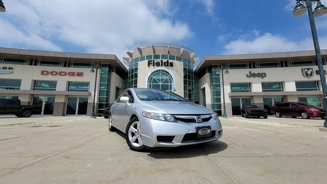 2010 Honda Civic LX-S