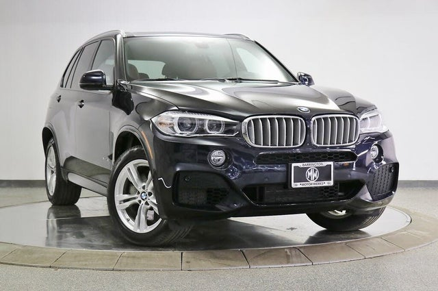2018 BMW X5 xDrive50i AWD